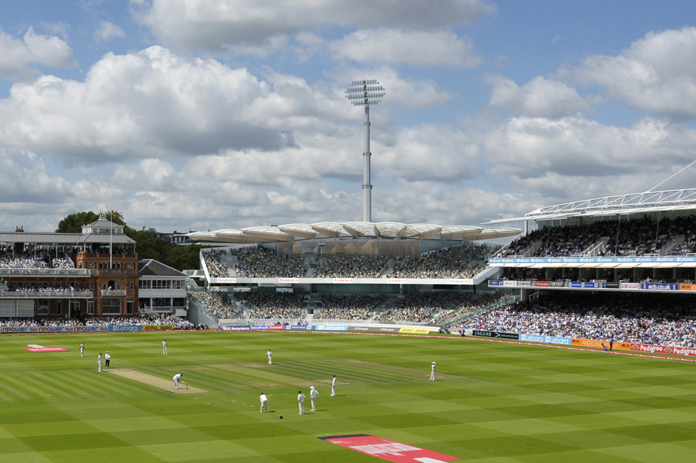The MCC have unveiled proposals for a new Warner Stand at Lords Cricket Ground ©MCC