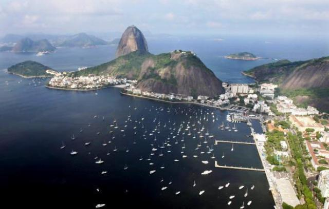 The MOUs signed between Rio 2016 and the MSC and the ASC will see local produce from Rio served during the Games ©AFP/Getty Images