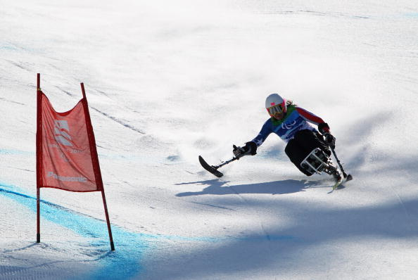 The camp will provide opportunities to follow in the path of the US double gold medal winner at the Vancouver 2010 Paralympic Games Alana Nichols ©Getty Images