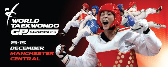 The draw for the inaugural World Taekwondo Grand Prix has been made ©Sport Taekwondo UK