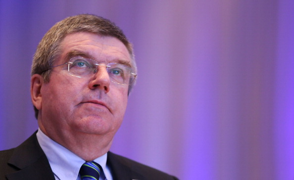 Thomas Bach has released his New Year's message ©Getty Images
