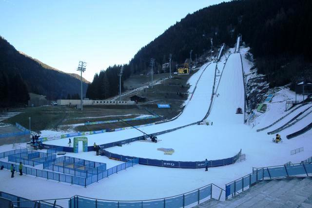 Trento has experience of hosting major international championships in the past including the Nordic Ski World Championships in 2003 and 2013 ©Pierre Teyssot/Trentino 2013 Universiade