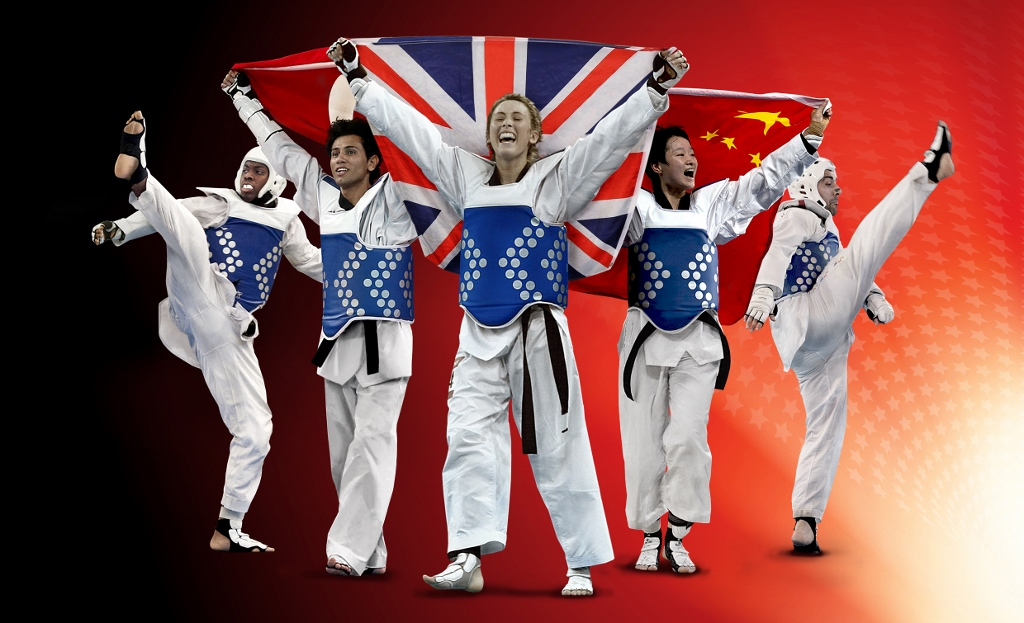 "WTF President Chungwon Choue has declared the inaugural World Taekwondo Grand Prix a ""huge success"" ©WTF"
