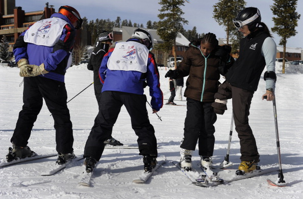 Young skiers will get opportunities to hone their craft during the week-long camp ©Denver Post/Getty Images