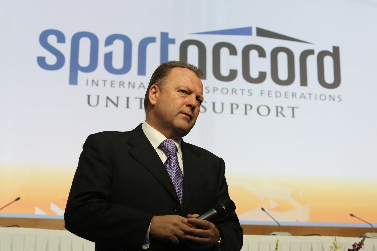 Marius Vizer, President of SportAccord