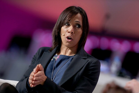 Kelly Holmes, Sandrine Thiebaud Kangni, Ivo Ferriano All Believe It Is Better to Give Than Receive