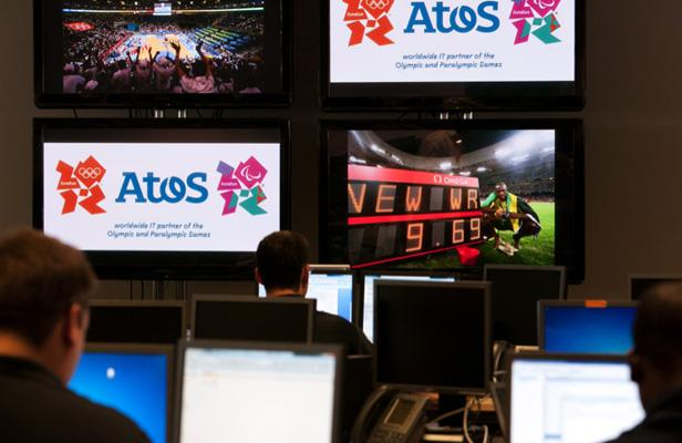 Information technology provided by Atos was a major reason for the success of London 2012 ©Atos