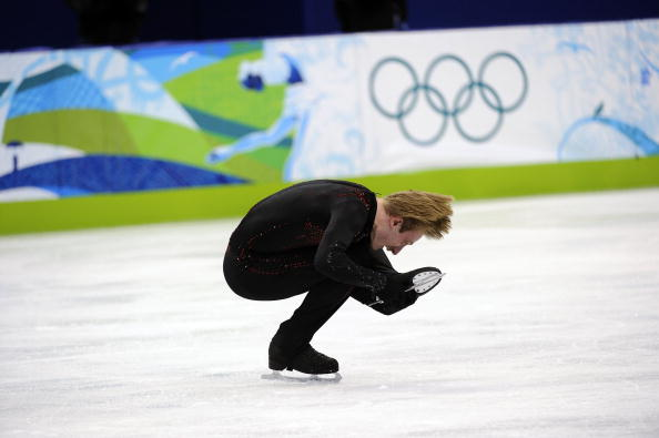 Evgeny Plushenko won a silver medal at Vancouver 2010 but believes he deserved to win ©Sport Illustrated via Getty Images