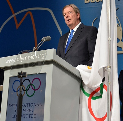 USOC President Larry Probst claims that he has received encouragement from IOC members who want America to bid for the 2024 Olympics and Paralympics ©IOC