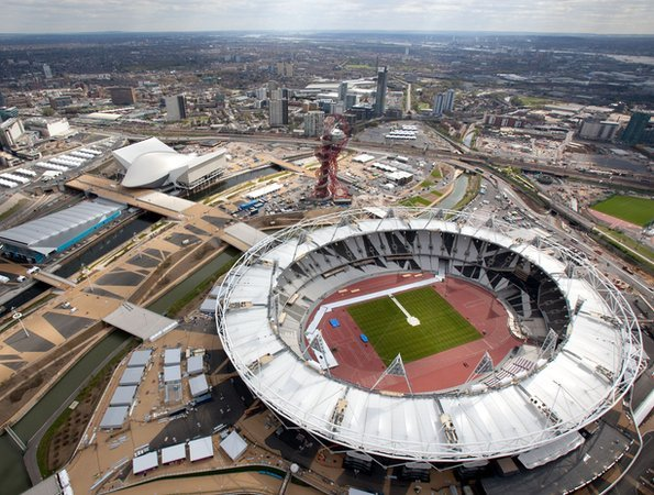 Premier League rivals West Ham United and Tottenham Hotspur were involved in a bitter battle to take over the Olympic Stadium after London 2012 ©Getty Images