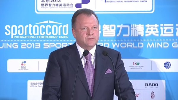 SportAccord President Marius Vizer has used his end of year message to praise Russia's preparations for Sochi 2014 ©Getty Images