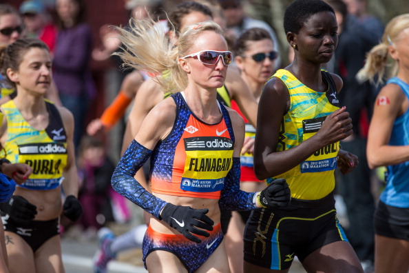 11 US athletes have been named to the elite team set to run in the 2014 Boston Marathon ©Getty Images