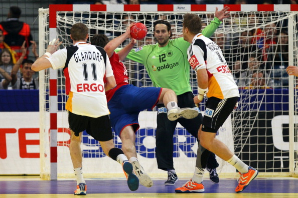 The 2014 EHF European Handball Championships will be shown in 175 countries worldwide following agreements with 75 broadcasters ©Getty Images