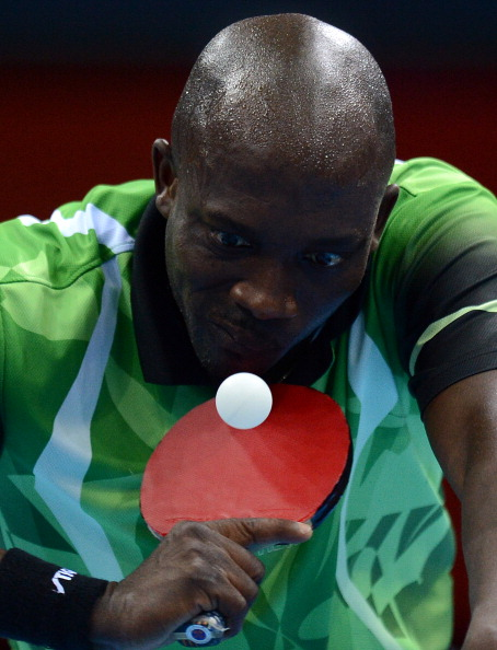 NTTF President Oshodi is hoping to revive table tennis across Nigeria and believes bringing international competition to the country will give Nigerian players the best opportunity to improve ©Getty Images