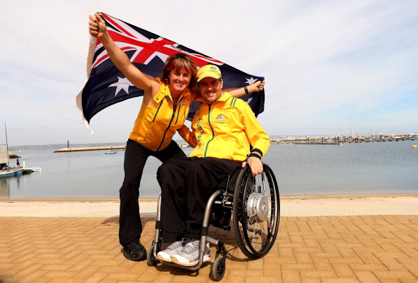 Australian Olympic and Paralympic gold medallist have been honoured on the 2014 Australia Day ©Getty Images