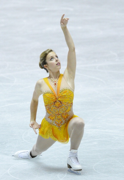 Wagner led the American team to victory in the 2013 World Team Trophy in Tokyo and looks favourite to gain a spot on the US team travelling to Sochi ©Getty Images
