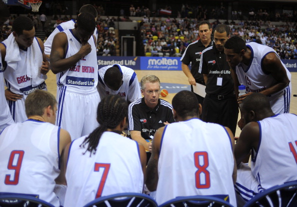 UK Sport is set decide whether to continue funding British Basketball in a meeting tomorrow ©Getty Images