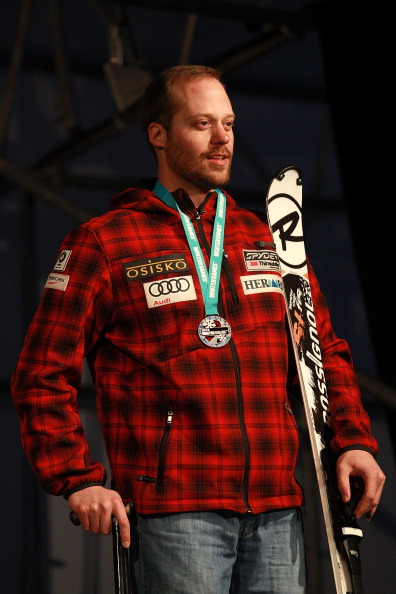 Kurt Oatway will be making his debut at the Paralympic Games and will hope to build on the bronze medal he won at the 2013 IPC Alpine Adaptive Slalom World Cup ©Getty Images