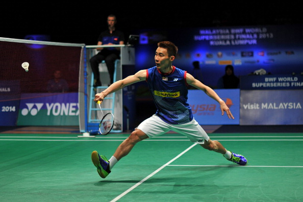 Lee Chong Wei dominated the men's singles circuit last season claiming seven Super Series titles and his fourth Super Series Finals gold medal ©Getty Images