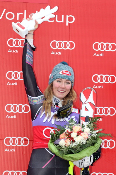 Mikaela Shiffrin will now be one of the United States women's best chances to gain a medal in alpine skiing ©Getty Images