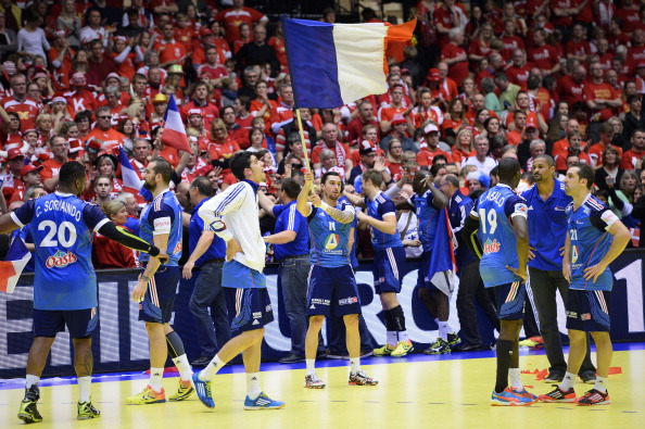 Double Olympic champions France have won the 2014 EHF European Handball Championships ©Getty Images