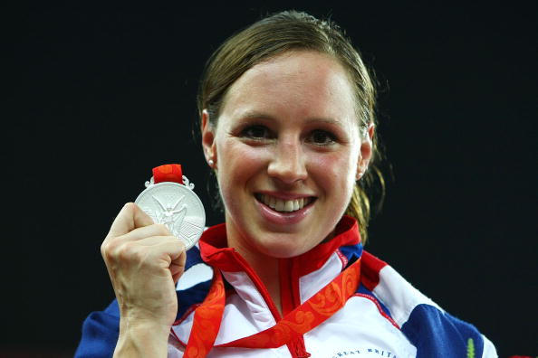 British modern pentathlete Heather Fell has announced her retirement to pursue a career in the media ©Getty Images