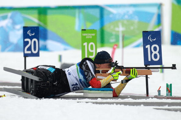 Andrea Eskau continued her form in the IPC World Cup series with victory in Oberried, Germany ©Getty Images