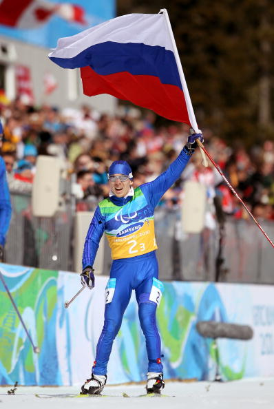 Reigning world champion Nikolay Polukhin won six gold medals at the 2010 Vancouver Winter Paralympic Games, including one gold, the most won by any athlete ©Getty Images