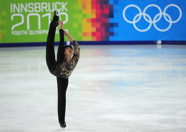 All the action at the Winter Olympics in Sochi, which will include Philippine figure-skater Michael Martinez will be broadcast on Sport5 ©Getty Images