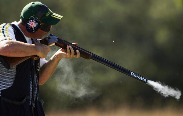 An amendment has been passed to allow the shooting competition at Glasgow 2014 to go ahead ©Getty Images
