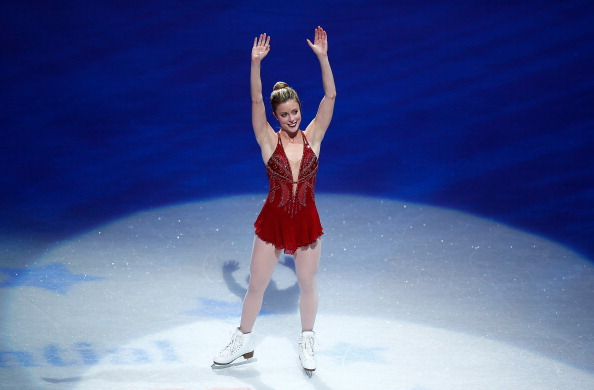 Ashley Wagner has been controversially nominated to represent the United States at Sochi 2014 ©Getty Images