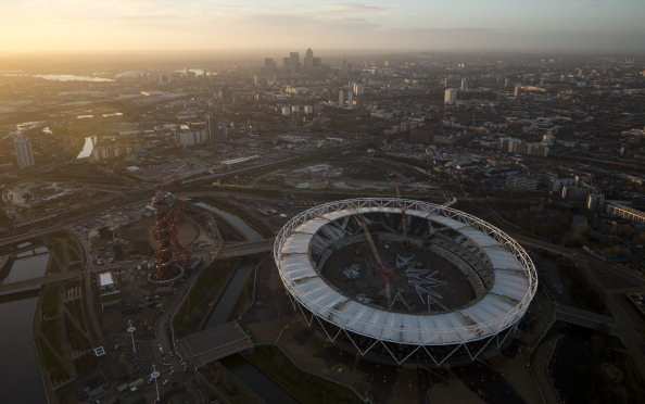 Balfour Beatty has been announced as the lead contractor to develop the Olympic Stadium ©Bloomberg/Getty Images