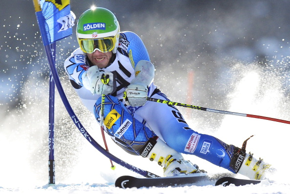 Bode Miller is aiming to win a record sixth Olympic Alpine-skiing medal in Sochi ©AFP/Getty Images