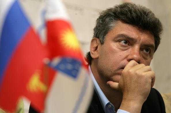 Former Russian Deputy Prime Minister Boris Nemtsov has claimed $30 billion has gone missing during preparations for Sochi 2014 ©AFP/Getty Images