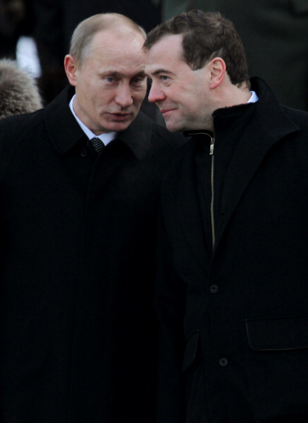 Anti Gay Rights Threat Is Non Existent And Invented Abroad Claims Russian Prime Minister