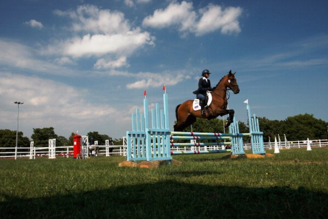 Britain last hosted the Modern Pentathlon European Championships at Medway Park in 2011 ©Getty Images
