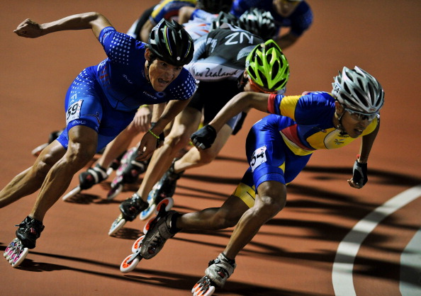 Cali in Colombia hosted the 2013 edition of the World Games ©AFP/Getty Images