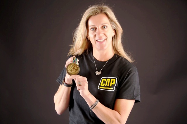 Former Olympic champion Sally Gunnell has been unveiled as a brand ambassador for First Milk ©First Milk