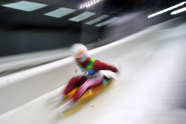 Infront will extend their involvement with the Winter Olympics...which also includes the International Luge Federation ©AFP/Getty Images