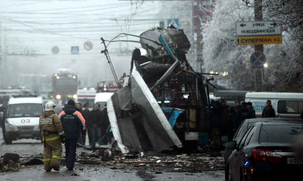 Islamic militants have released a video claiming responsibility for the two deadly suicide bombings in Volgograd ahead of Sochi 2014 ©AFP/Getty Images