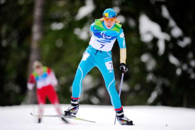 Iuliia Batenkova is another of the Ukrainian athletes expected to be a force at the IPC Nordic Skiing World Cup in Vuokatti this week ©Getty Images