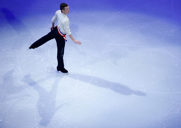 Jeremy Abbott was selected for the men's team alongside Jason Brown ©Sports Illustrated/Getty Images