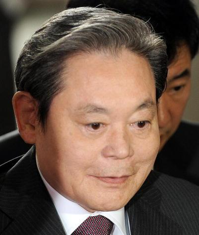 Lee Kun-hee has been named South Korea's richest man for fourth consecutive year ©Getty Images