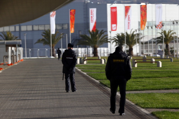 Letters threatening terror attacks have been dismissed as a hoaxbut the security operation continues to gather pace ahead of Sochi 2014
