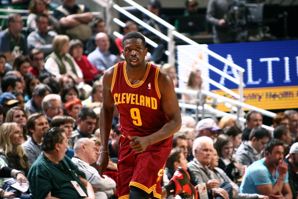 Luol Deng was traded to the Cleveland Cavaliers last month following a 10-year stint at the Chicago Bulls ©NBAE/Getty Images