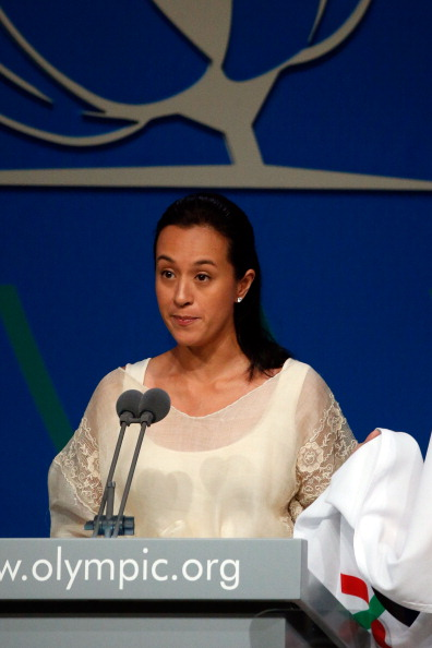 Mikee Cojuangco-Jaworski hopes for a successful sports orientated Games in Sochi ©Getty Images