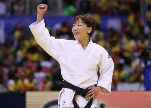 Munkhbat Uransetseg: Mongolia's reigning world champion