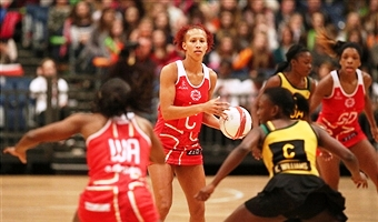 Netball is set to be one of the most popular sports at Glasgow 2014 ©Getty Images
