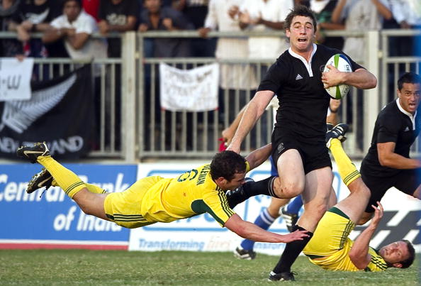 New Zealand will be seeking yet another gold medal in Glasgow after securing their fourth straight win at Delhi 2010 ©AFP/Getty Images