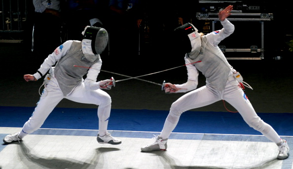 Qatar will face Leipzig in the race for the 2017 World Fencing Championships ©AFP/Getty Images
